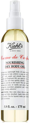 Kiehl's Creme de Corps Nourishing Dry Body Oil, 5.9-oz.