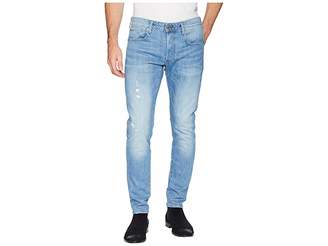 G Star G-Star 3301 Slim Jeans in Light Aged Heavy Stone Rider Stretch Denim