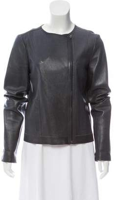 Vince Casual Leather Jacket