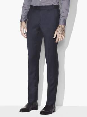John Varvatos Austin Textured Pants