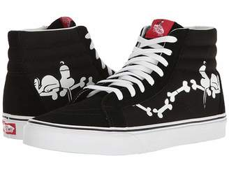 Vans SK8-Hi Reissue X Peanuts Collaboration Skate Shoes
