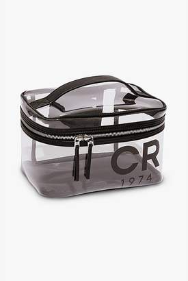 Country Road Large Clear Cosmetic Case