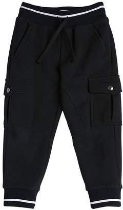 Dolce & Gabbana Cargo Cotton Sweatpants