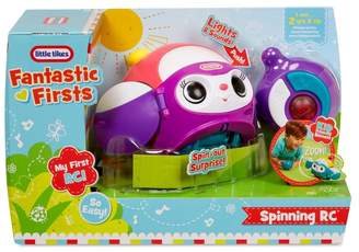 Little Tikes Boys Spinning RC Pink