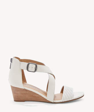 Lucky Brand Women's Jestah2 In Color: Milk Shoes Size 5 Leather From Sole Society