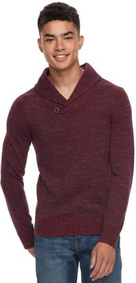 Men's Urban Pipeline Shawl Collar Sweater