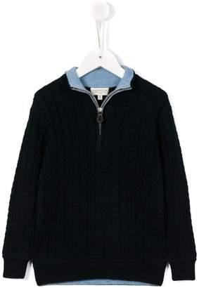 Cashmirino Cable knit jumper