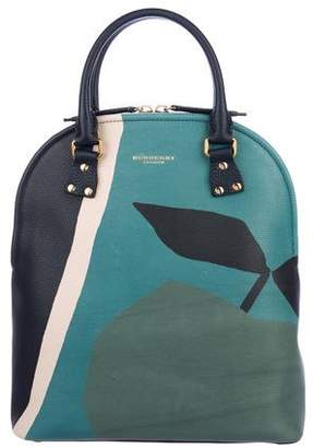 Burberry Leather Bloomsbury Bag