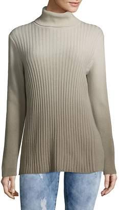 Lafayette 148 New York Women's Ombre Cashmere Sweater