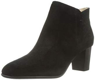 JB Martin Women's 2TABADA E19 Ankle Boots, Black Soft/CR Banana Noir