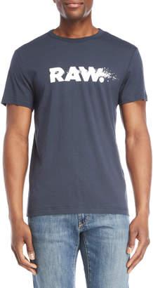G Star Raw Logo Tee