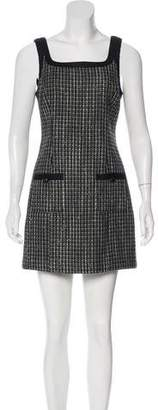 Rachel Zoe Bouclé Mini Dress