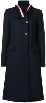 Stella McCartney tailored single-breasted coat