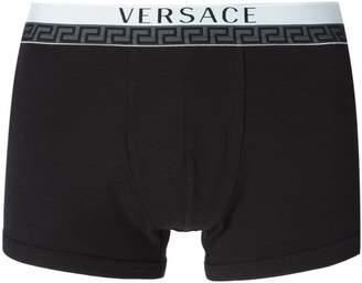 Versace 'Greca' waistband boxers