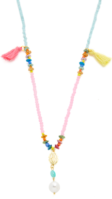 Shashi Caroline Necklace $56 thestylecure.com