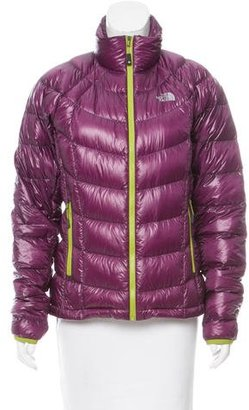 The North Face Lightweight Puffer Jacket $130 thestylecure.com