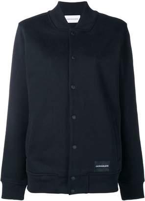 CK Calvin Klein (CK カルバン クライン) - Ck Jeans ロゴ ボンバージャケット