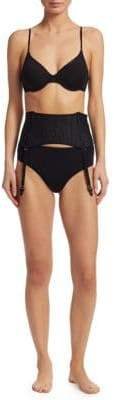 Marlies Dekkers Gloria Striped Waspie Corset Belt