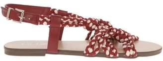 Lucrezia Cranberry Sandal