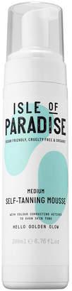 ISLE OF PARADISE Isle of Paradise Self-Tanning Mousse