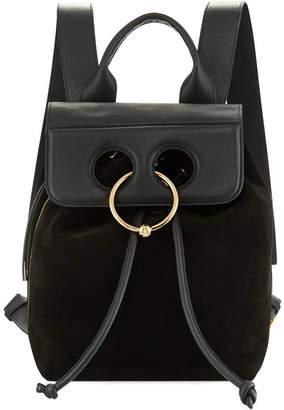 J.W.Anderson Pierce Mini Leather Backpack