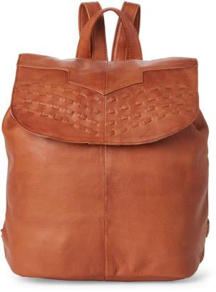 DAY Birger et Mikkelsen & Mood Marley Laced Flap Leather Backpack