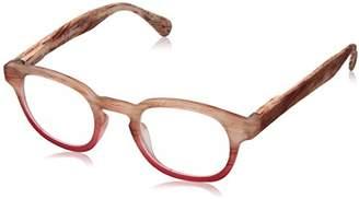 A. J. Morgan A.J. Morgan Unisex-Adult Chayot - Power 0 54246 Round Reading Glasses