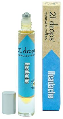 21 Drops Headache Essential Oil Roll-On