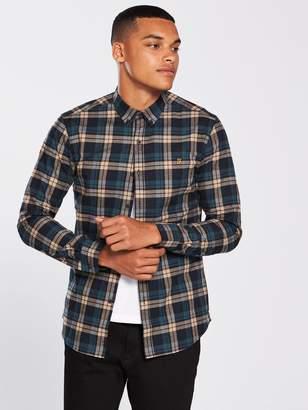 Farah Radley Slim Fit Checked Shirt