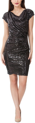 Hale Bob Sequin Mini Dress