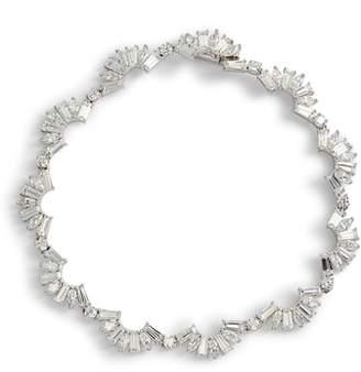 Nadri Fanfare Line Bracelet