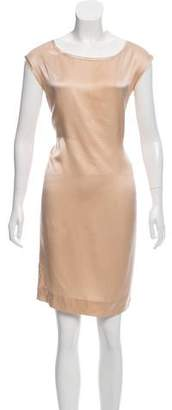 Nili Lotan Silk Knee-Length Dress