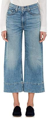 Brock Collection Women's Beatrice Wide-Leg Jeans