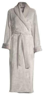 Natori Alpine Faux Fur Robe