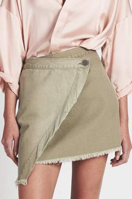 One Teaspoon Militaire Wild-Thing Skirt