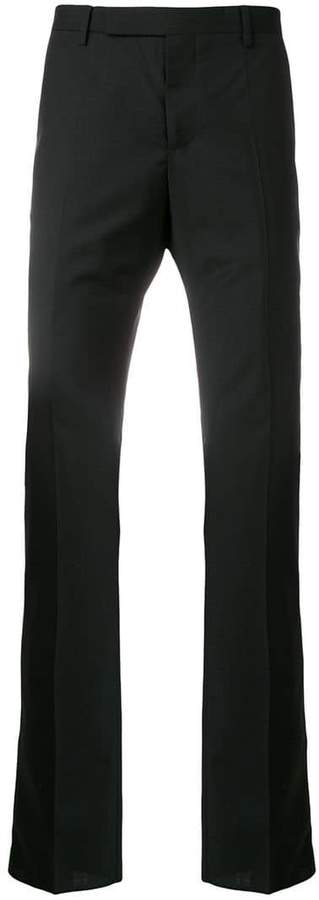 Maison Margiela straight leg suit trousers