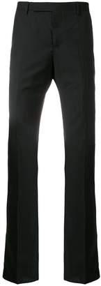 Maison Margiela straight leg suit trousers