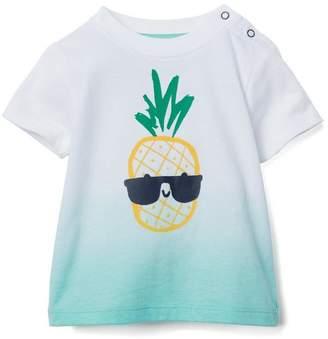 Gymboree Pineapple Ombre Tee