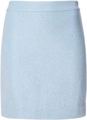 Diane von Furstenberg mini pencil skirt