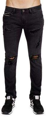 Cult of Individuality Isko Rocker Slim-Fit Jeans