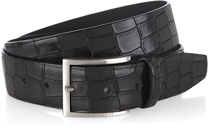 Hugo Boss Pauly Leather Belt