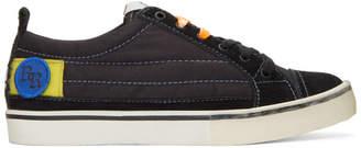 Diesel Black D-Velows Low Patch Sneakers