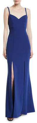 LIKELY Alameda Sleeveless Corset Slip Gown