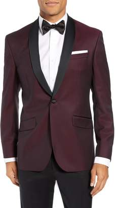 Ted Baker Josh Trim Fit Wool & Mohair Dinner Jacket