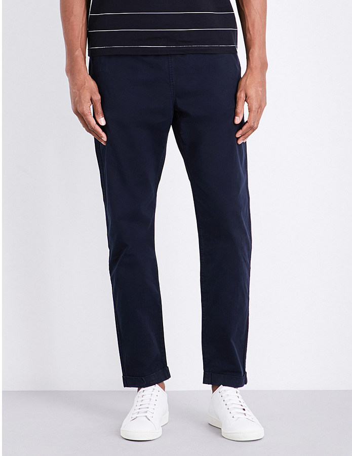 Paul SmithPaul Smith Regular-fit cotton chinos
