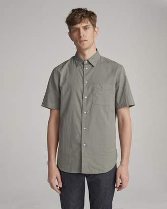 Rag & Bone Fit 3 classic short sleeve beach shirt
