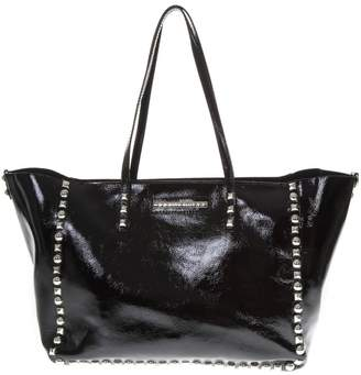 Marc Ellis Kassy Black Patent Leather Bag