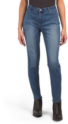 Petite Skinny Ankle Jeans