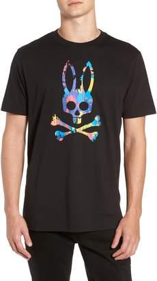 Psycho Bunny Logo Graphic T-Shirt