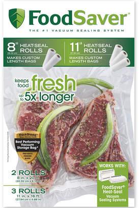FoodSaver 5-Pack Rolls